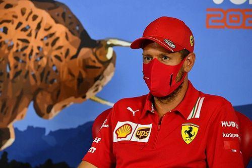 Vettel, descartado por el CEO de Mercedes para 2021