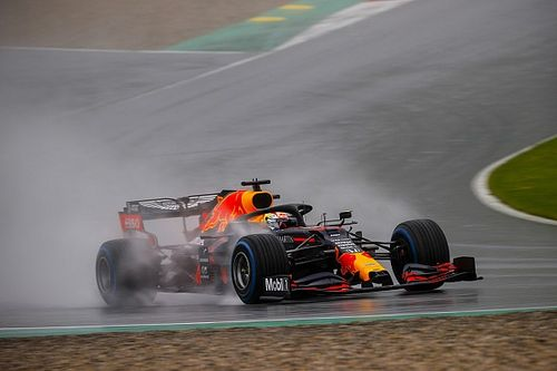 Cómo condicionó Vettel el trompo de Verstappen en Q3