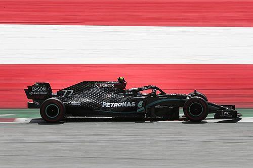 Bottas verslaat Hamilton voor eerste pole van 2020