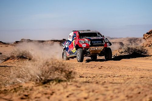 Dakar divulga detalhes da rota da edição de 2021 na Arábia Saudita