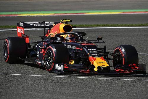 "Albon had to ""rewire brain"" to drive Red Bull car"