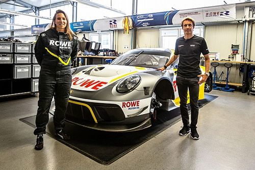 De Silvestro to make GTWCE debut for ROWE Porsche team