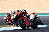 Davies neemt met overwinning afscheid van Ducati