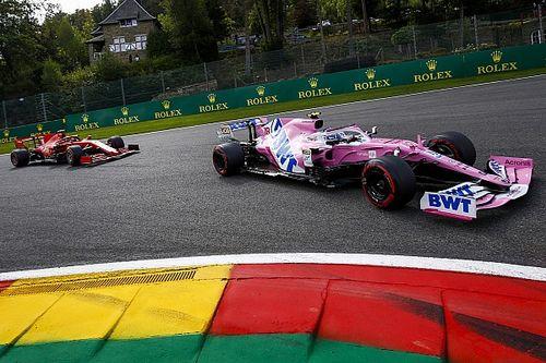 VÍDEO: Veja o acidente que deixou Stroll irritado com Leclerc na F1