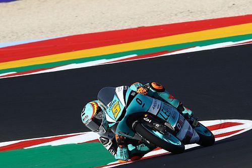 Barcelona Moto3: Olaylı ikinci antrenmanın lideri Masia