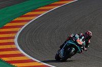 Quartararo contredit Michelin après ses soucis en Aragón