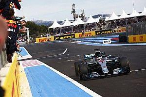 Lewis Hamilton, vainqueur sur 29 circuits différents