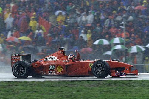 En números: la carrera de Rubens Barrichello en F1