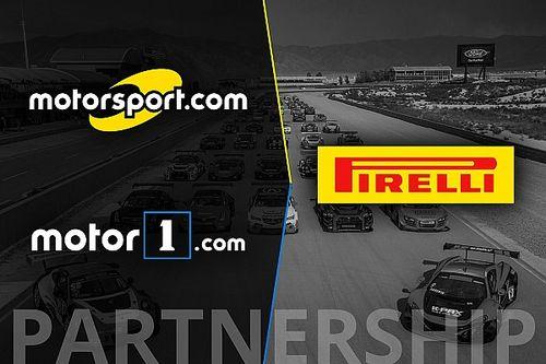 Pirelli World Challenge объявила о партнерстве с Motorsport Network