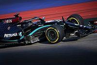 Hamilton manda antes de la clasificación y Pérez es 5°
