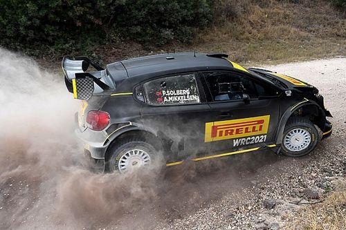 WRC, Rally Sardegna: Pirelli 2021 al debutto con Solberg!