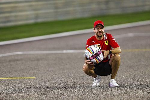 """Vettel: """"No me veo en la Fórmula 1 con 40 años"""""""