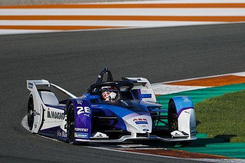 Gunther cierra como el más veloz en el final del test en Valencia