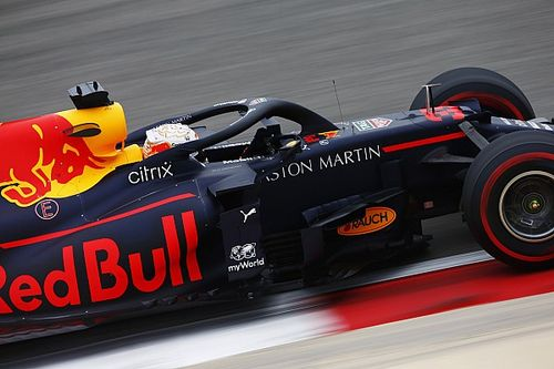 Verstappen szybszy od Mercedesów