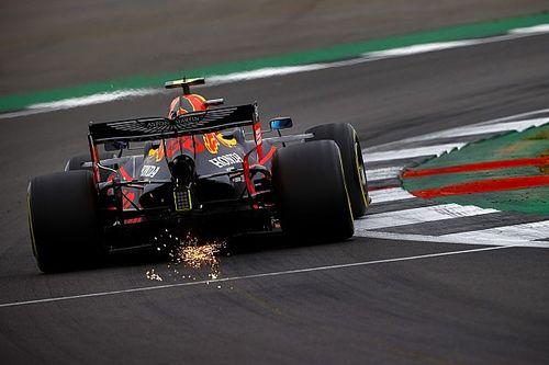 F1 fotogallery: i primi 2 turni di libere del GP 70° Anniversario