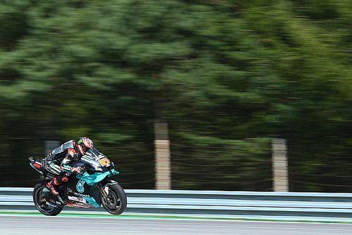 MotoGP-Liveticker Brünn: Quartararo-Bestzeit, Bagnaia mit Beinbruch
