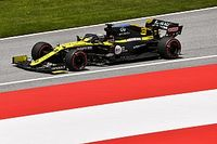 "Ricciardo ""not devastated"" by early stoppage in Austria"