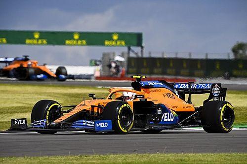 """McLaren está """"financieramente saludable"""", dice Brown"""