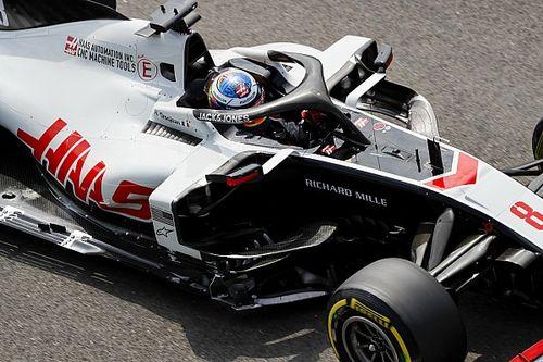 """Grosjean sur sa défense de Silverstone : """"Des problèmes de rétros"""""""
