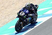 Vinales heads second Jerez MotoGP test session