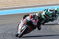 Glückloser Tom Lüthi in Jerez