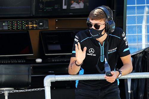 Ilyen egy fiatal F1-es titán brutális céges verdája a Brit Nagydíjra