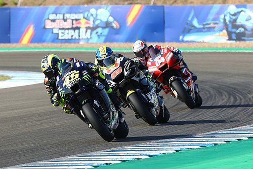 Rossi pide que Yamaha lo apoye y crea en él