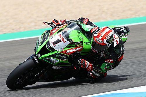 Jerez WSBK: Super Pole yarışını Rea kazandı, Toprak yolda kaldı