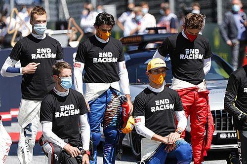 Ricciardo szerint nincs gond azzal, hogy pár F1-es versenyző nem térdelt le az Osztrák Nagydíjon