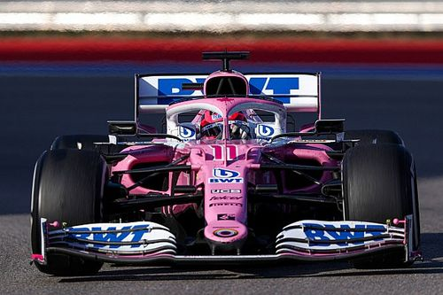Perez a negyedik helyen, a Ferrari meg sehol