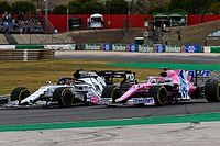 Racing Point slams Perez's double reprimand in Portugal