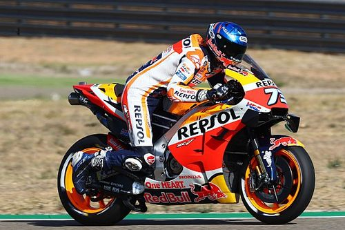 Repsol renews title partnership with Honda in MotoGP