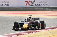 Tsunoda snelste in Formule 2-training op 'outer circuit' Bahrein