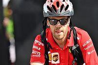 Vettel se refugia en sí mismo buscando respuestas