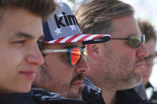 """McLaren y la llegada de Alonso a Alpine: """"gran beneficio"""" para su rival"""