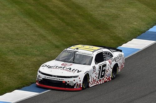 Allmendinger tops first Xfinity practice on IMS road course