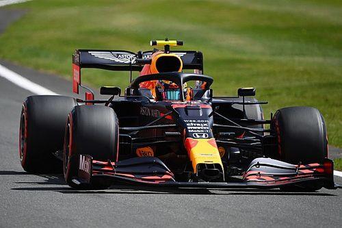 """アルボン、イギリスGPは受難の8位。「彼には""""退屈な週末""""が必要」とホーナー代表"""