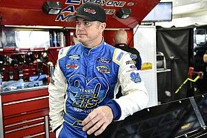 Timothy Peters back full-time in the NASCAR Truck Series