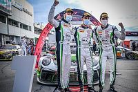Porsche dominates six-hour Nurburgring GTWCE event