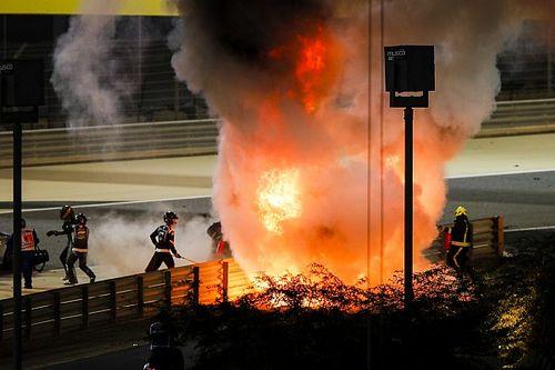 """L'incendie de Grosjean préoccupe Todt : """"Nous devons comprendre"""""""