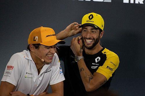 Ricciardo y Norris podrían correr Bathurst 1000