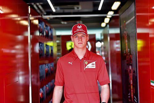 """شوماخر: العام الثاني في الفورمولا 2 سيمثّل """"انطلاقة مبكّرة"""" نحو الفورمولا واحد في 2021"""