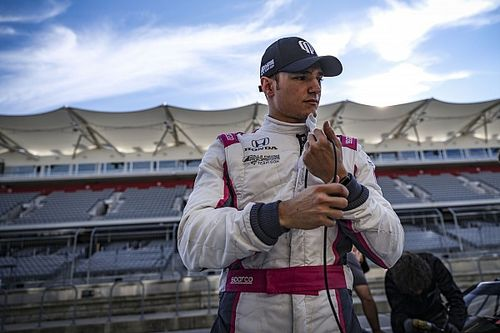 'Veteran' Newgarden tips Palou as IndyCar Rookie of the Year