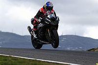 Can Öncü, Dünya Supersport testlerini 11. tamamladı