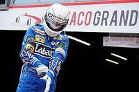 Guerrieri compartirá auto con Riccardo Patrese en las 24 Horas de Spa