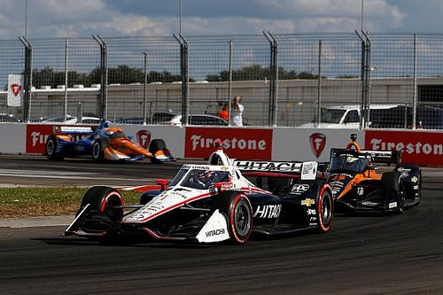 IndyCar St. Pete: Newgarden wins race, Dixon takes sixth title