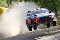 Turkey WRC: Loeb leads for Hyundai after opening day