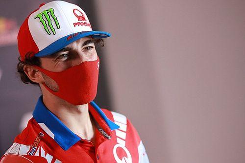 """Bagnaia: """"Nel 2021 resto in Ducati, ma non so in che team"""""""