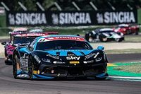 Ferrari Challenge Europe: Tabacchi and Kirchmayr star at Imola