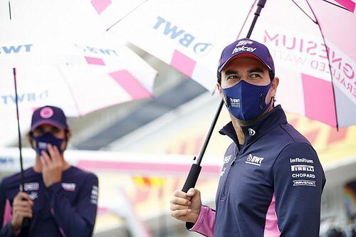 ¿De qué trata la cláusula de salida de Pérez de Racing Point?